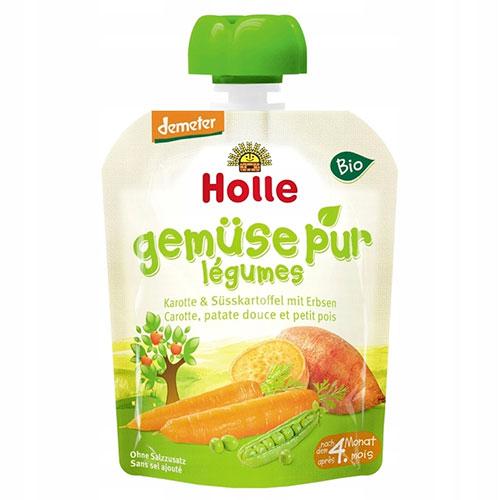 Holle- Mus warzywny BIO