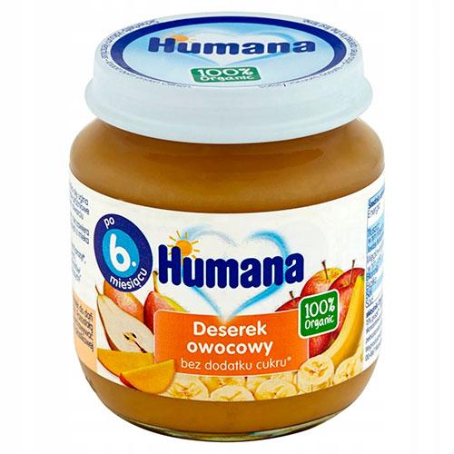 Humana Organic- Deserek