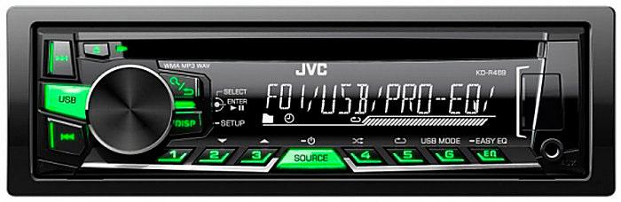 JVC KD – R469E