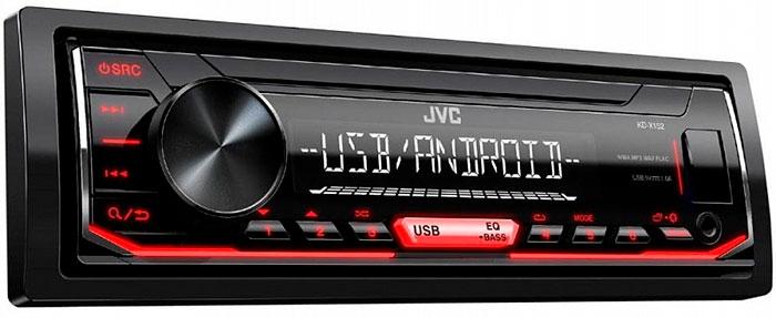 JVC KD –X152