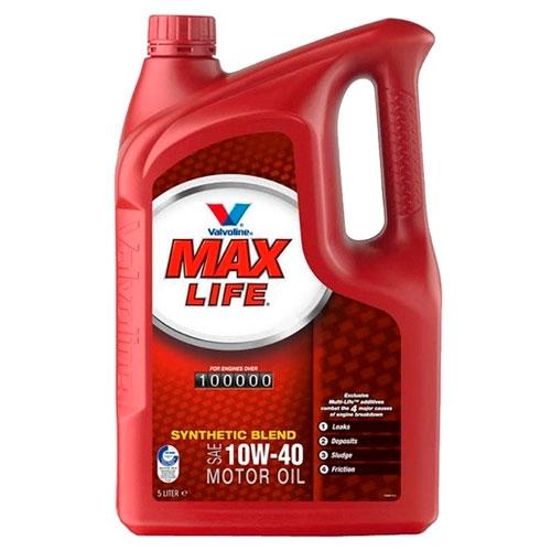 Valvoline Max Life 10W-40