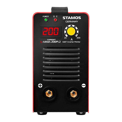 Spawarka Hot Start 200A 230V S-MMA-200PI.2