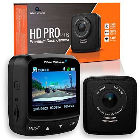 WheelWitness HD PRO PLUS Dash Cam
