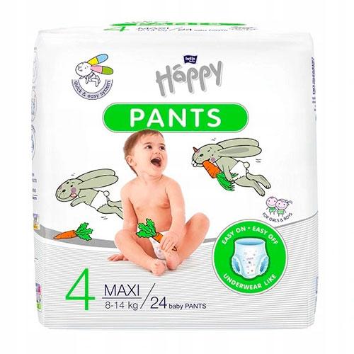 Pieluchomajtki BELLA HAPPY PANTS