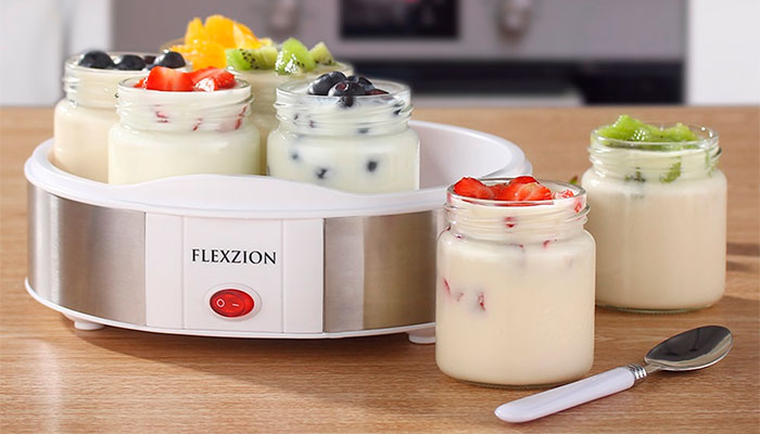 najlepszych jogurtownic